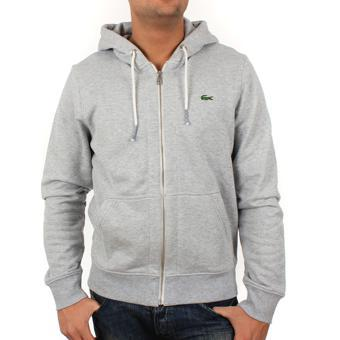 beac676f1a pull capuche lacoste,Sweat Lacoste Homme 2015 Chaude Pull Capuche Gris