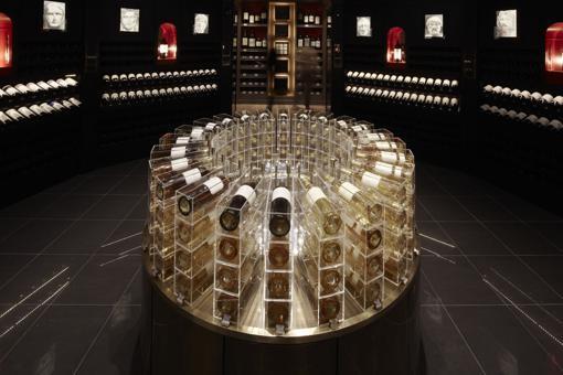 J 39 ai choisi ma cave vin personnelle avec - Quelle temperature pour une cave a vin electrique ...