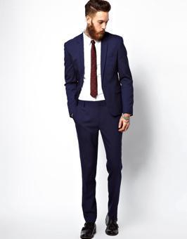 costume bleu nuit homme l 39 atout chic et charme pour tre. Black Bedroom Furniture Sets. Home Design Ideas