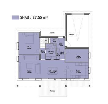 comment calculer une superficie en m2. Black Bedroom Furniture Sets. Home Design Ideas