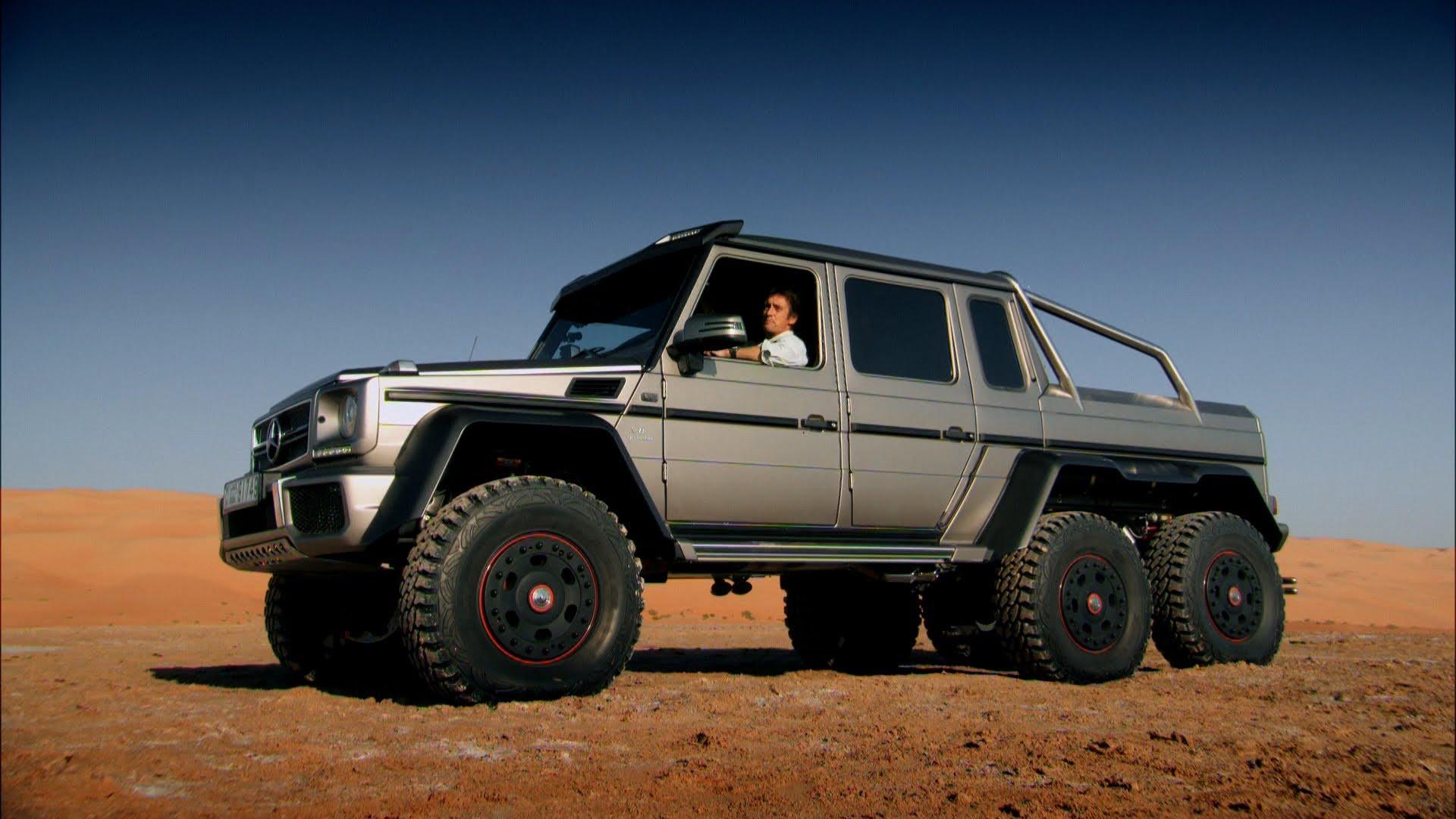 mercedes 6x6 une voiture de luxe et confortable. Black Bedroom Furniture Sets. Home Design Ideas