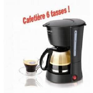 cafetière électrique 6 tasses