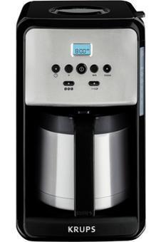 cafetière électrique programmable isotherme