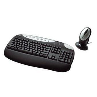 clavier souris sans fil rechargeable