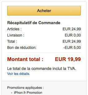 code promo amazon vetement