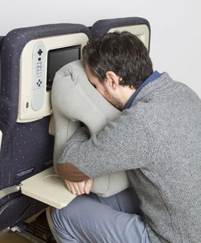 coussin de voyage avion