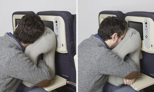 coussin voyage avion