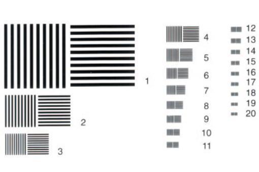 imprimante laser test