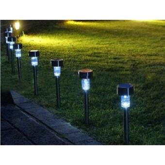 lampes solaires