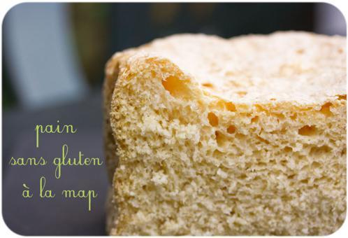 machine à pain sans gluten