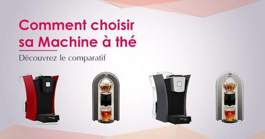 machine thé