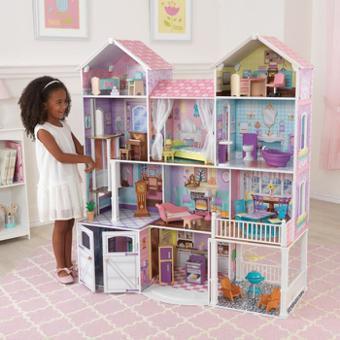 maison de poupéé barbie