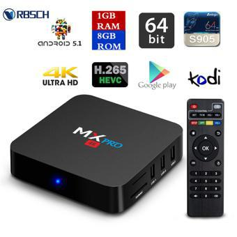 meilleur box tv android
