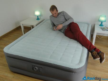 meilleur matelas gonflable camping