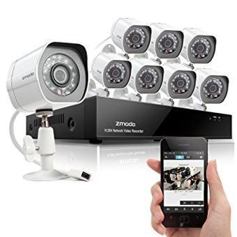 meilleur systeme video surveillance
