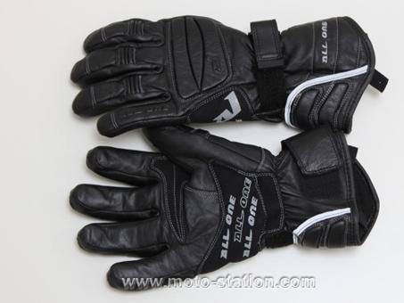 meilleurs gants moto hiver