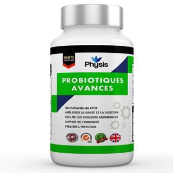 probiotiques avancés physis