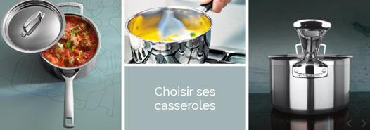 quelle casserole choisir