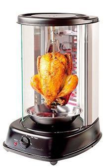 rotissoire poulet verticale