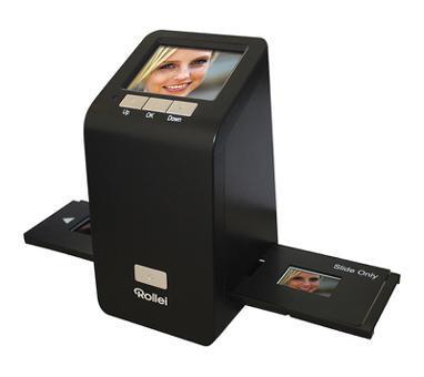 scanner diapositives et négatifs