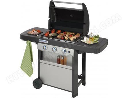 test barbecue gaz