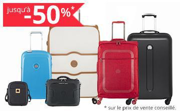 valise delsey pas cher