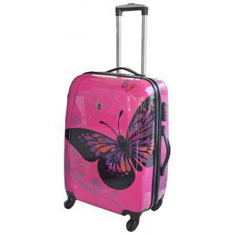 valise rigide pas cher