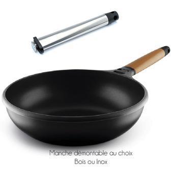 wok induction